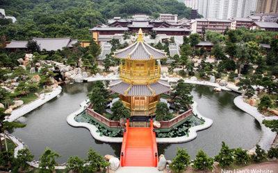 Khu công viên mệnh danh là đẹp nhất Hồng Kông