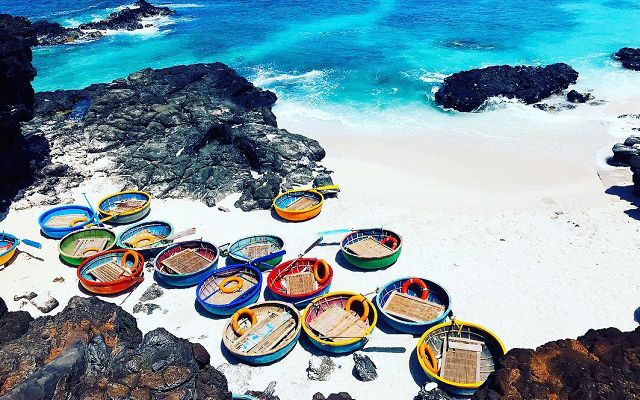 Các điểm tham quan hấp dẫn của đảo Lý Sơn